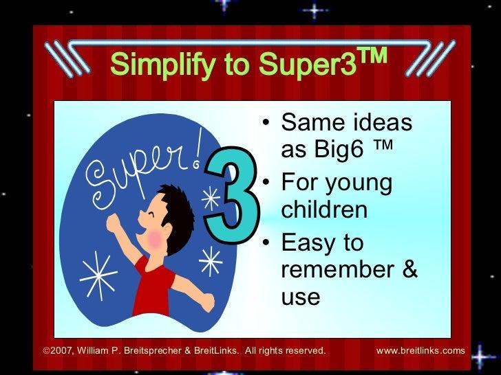 Super 3 For Kids! Slide 3