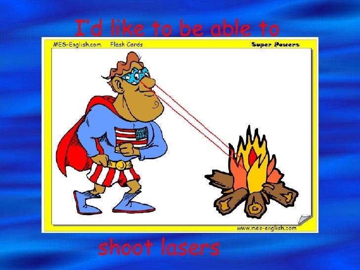 super hero powers