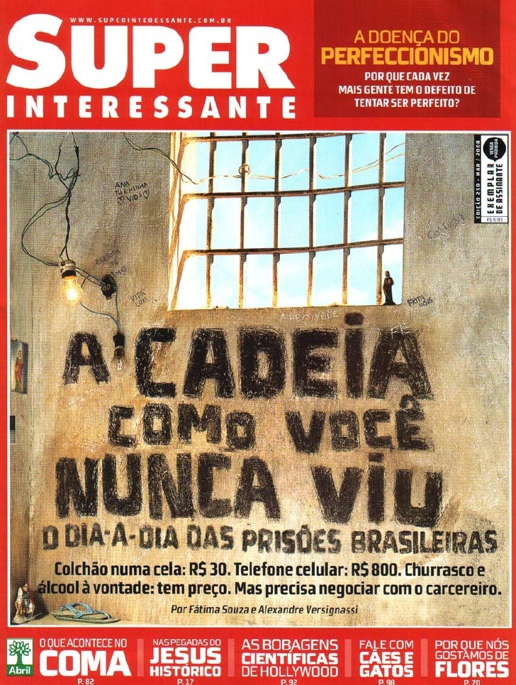SUPER INTERESSANTE – 250 – Março 2008