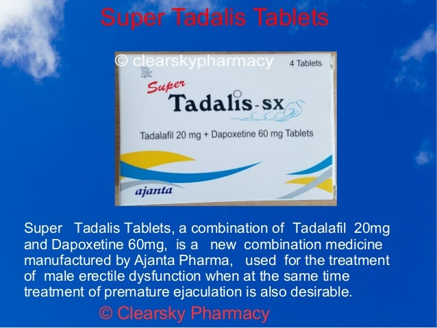 Dapoxetine tadalafil combination india cialis for daily use
