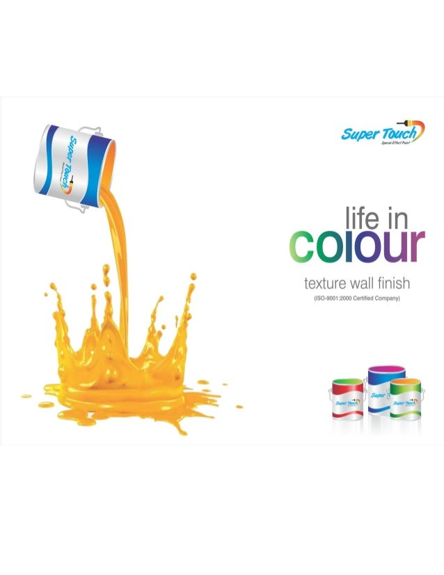 Super Touch Paints Limited, New Delhi, Wall Paints & Painting Services