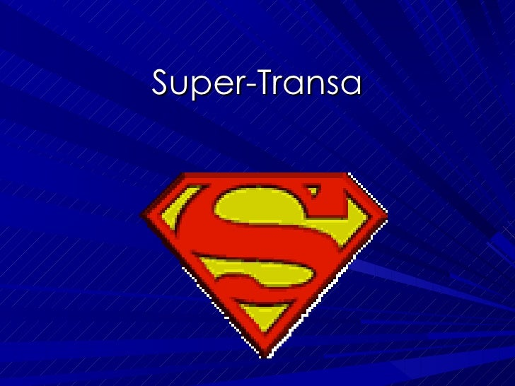 Super-Transa