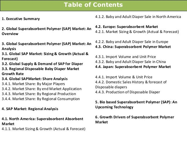 "supply and demand in the market for diapers Albany, ny (prweb) september 16, 2013 -- a recently published market report by transparency market research (wwwtransparencymarketresearchcom) on ""diaper."