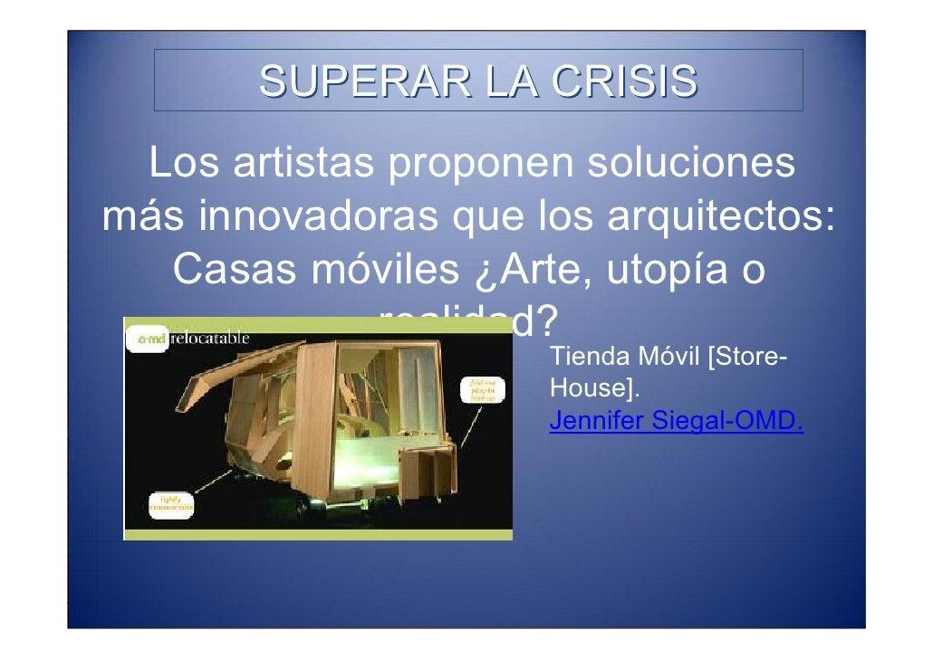 SUPERAR LA CRISIS    Tupper Home