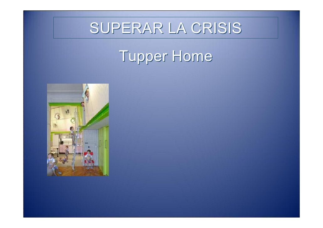 SUPERAR LA CRISIS    Casas compartidas