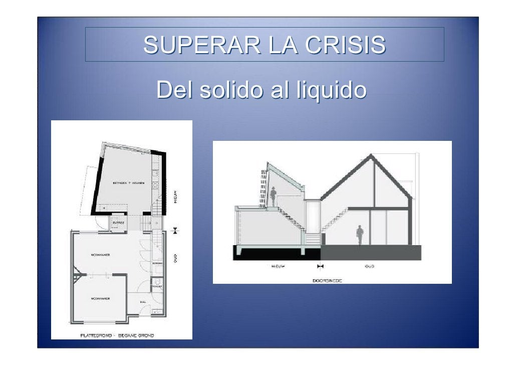 SUPERAR LA CRISIS El acceso de los jóvenes a la           vivienda