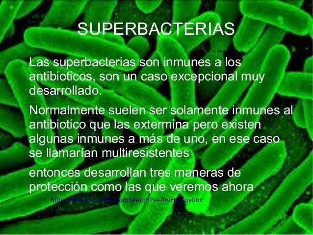 Resultado de imagen de superbacterias