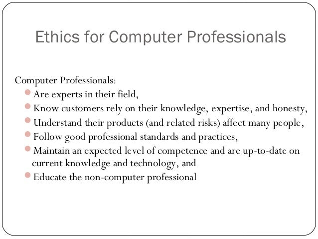 ethical computing guidelines The american psychological association's (apa) ethical principles of psychologists and code of conduct (hereinafter referred to as the ethics code) consists of an introduction, a preamble, five general principles (a-e) and specific ethical standardsthe introduction discusses the intent, organization, procedural considerations, and scope of application of the ethics code.