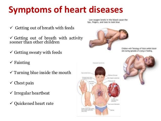 Childhood heart disease