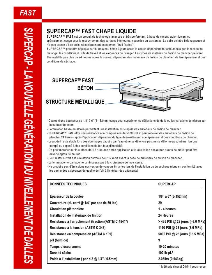 FAST                                                               SUPERCAP™ FAST CHAPE LIQUIDE SUPERCAP - LA NOUVELLE GÉN...