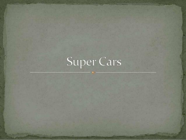 Ferrari,Jaguar, Lotus