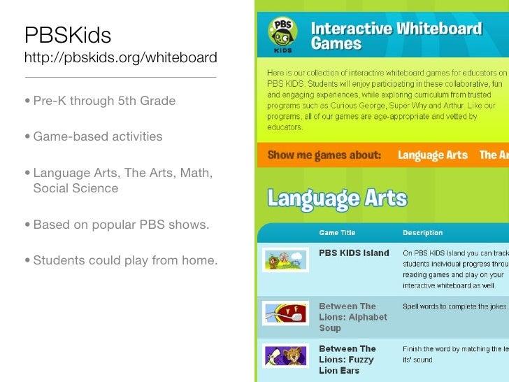 pbskids http pbskids org whiteboard pre k through