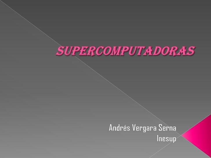 VERGARA SERNA ANDRES