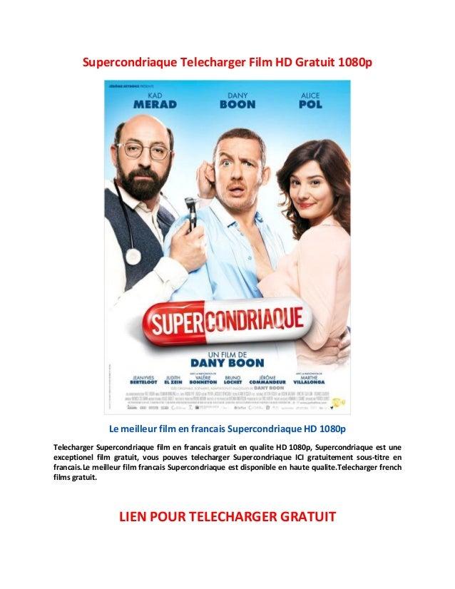 SUPERCONDRIAQUE FILM GRATUIT TÉLÉCHARGER