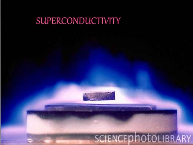 Features of Superconductor