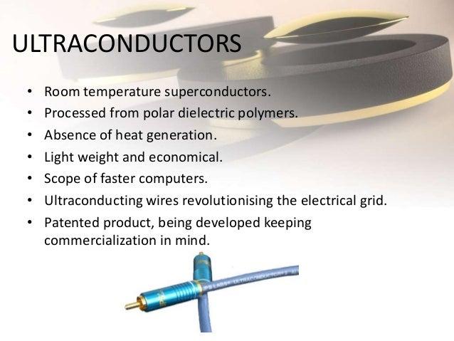 Ultra Conductors PPT