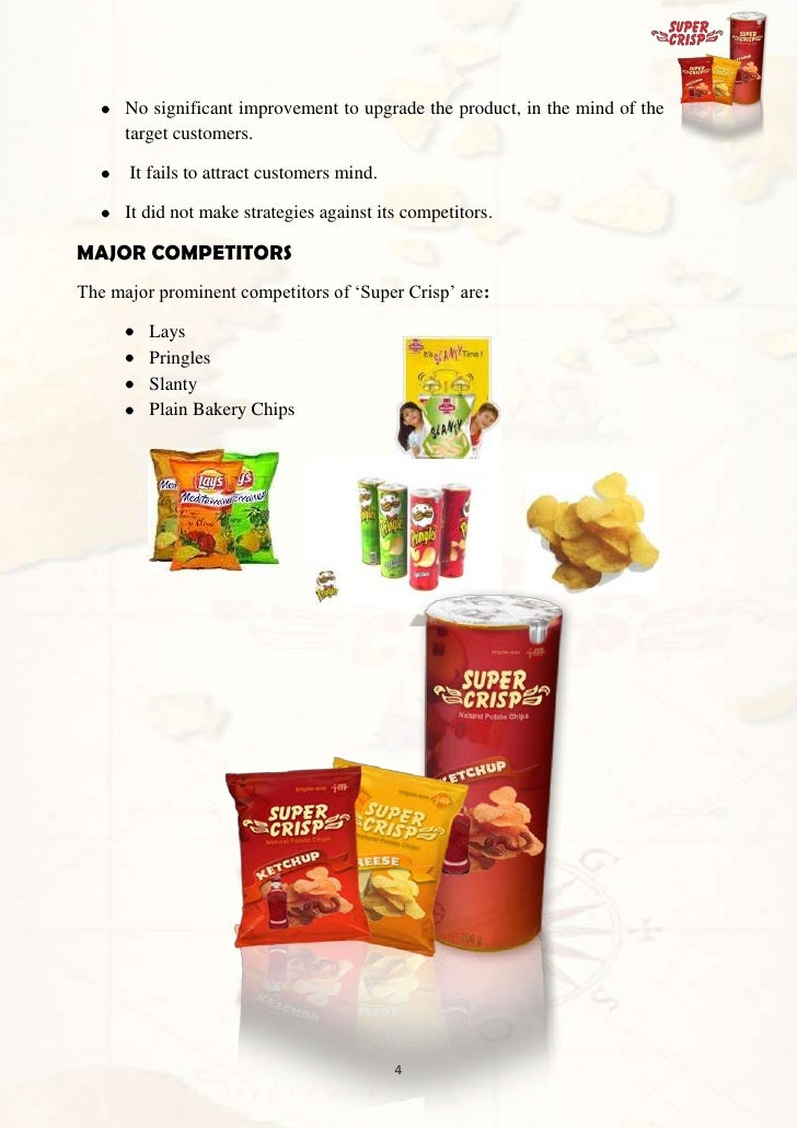 Swot Analysis Of Lays Potato Chips Case Study Solution & Analysis
