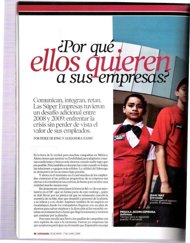 Super Empresas 2009