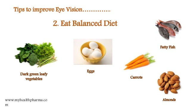 Slideshow: 11 Foods to Boost Your Eye Health