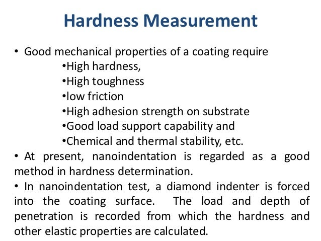 hall petch relationship hardness tester