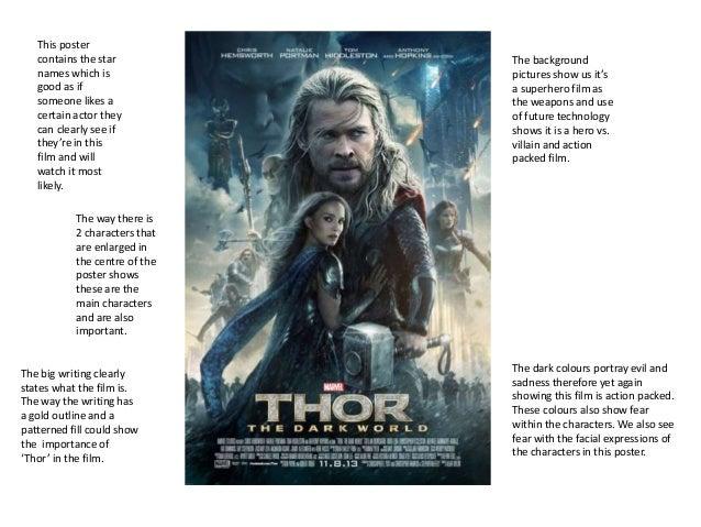 3 superhero film posters