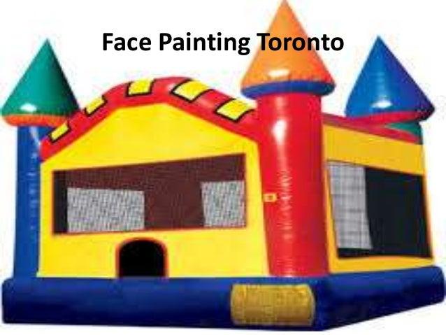 Face Painting Toronto