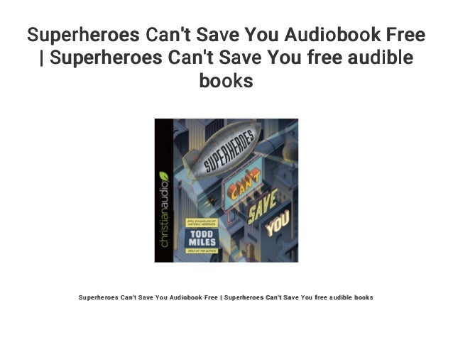 Book audible cant from