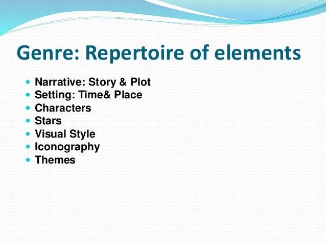 The Genre as Narrative Spectacle (Set Pieces, Jeopardy, Revealing powers/abilities) Plot (Foiling Super Villain's plan) ...