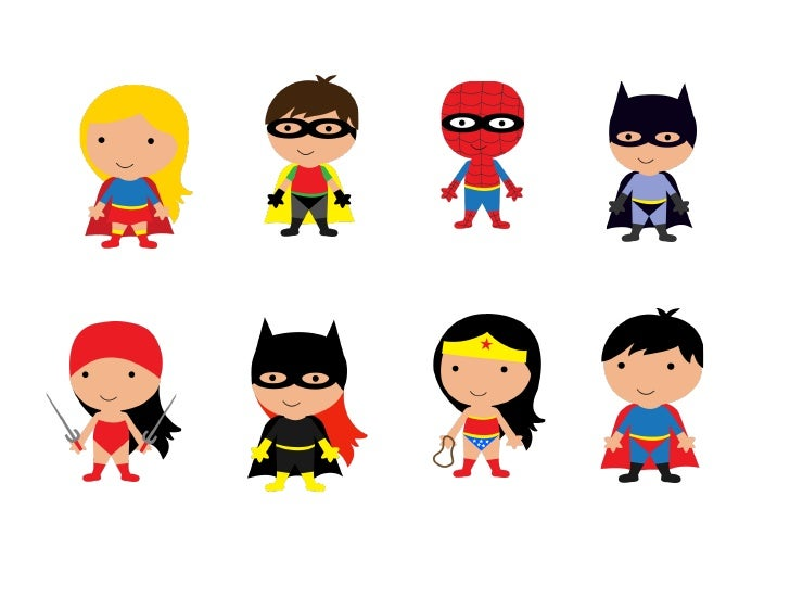 This is a graphic of Massif Superhero Pictures to Print