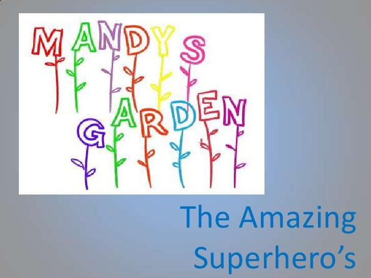 The Amazing Superhero's