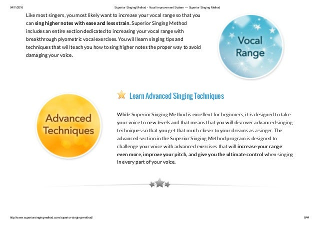 how to get better at singing higher notes