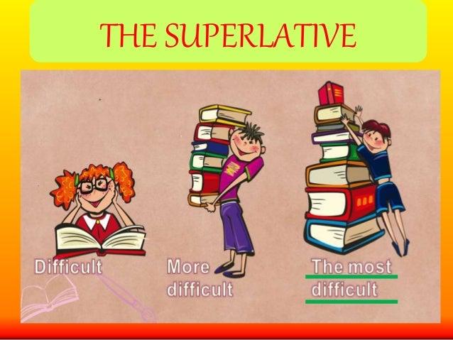 superlatives grammar and examples