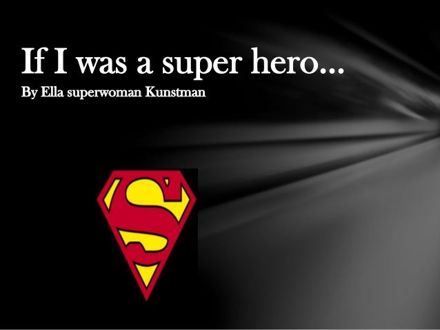 superman powerpoint