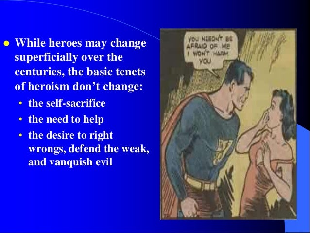 What Makes Superman so 'darned' American?