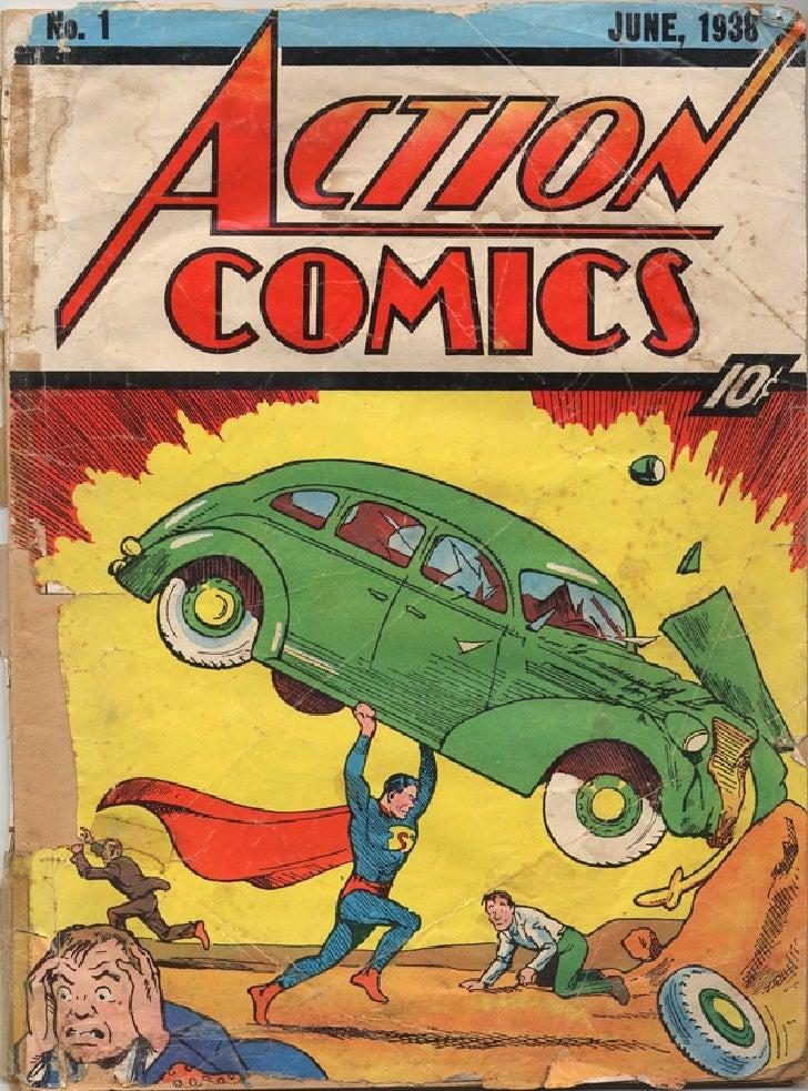 Superman N 01 1938