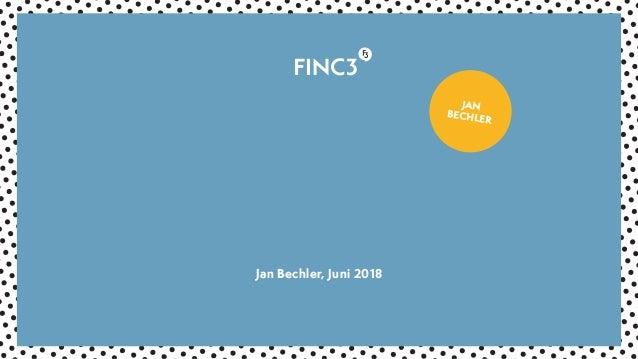 JAN BECHLER Jan Bechler, Juni 2018