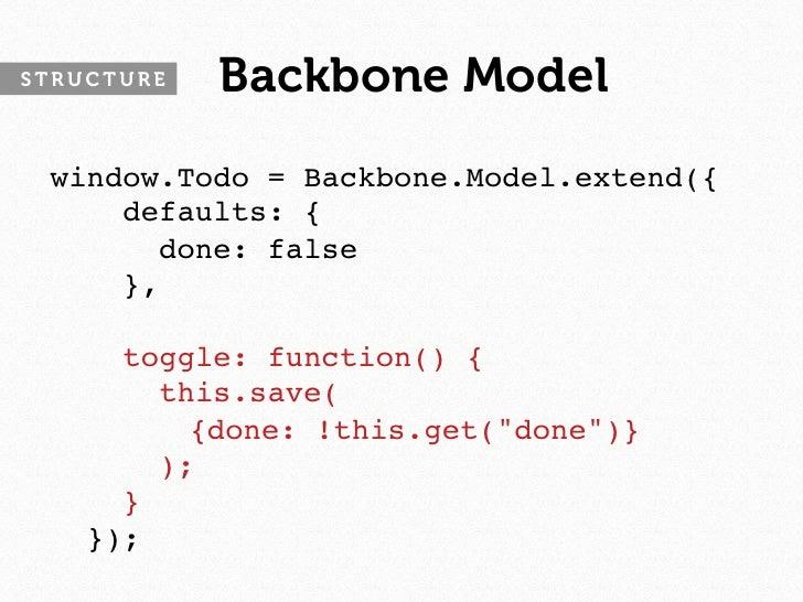backbone js introduction to client side javascript mvc