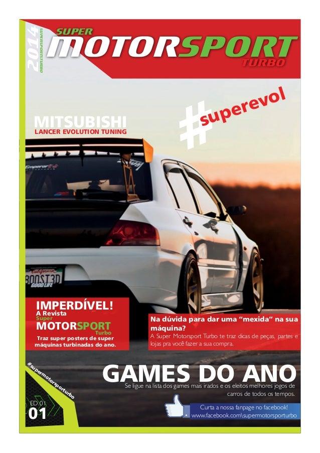 ANO 1 | SUPER MOTORSPORT TURBO - 1 GAMES DO ANOSe ligue na lista dos games mais irados e os eleitos melhores jogos de carr...