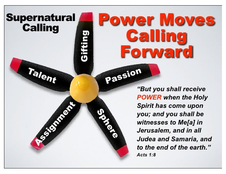 Supernatural   Calling                              Power Moves                                 Calling                   ...
