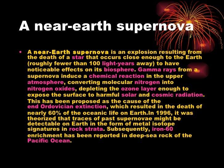 Supernova- Part 1