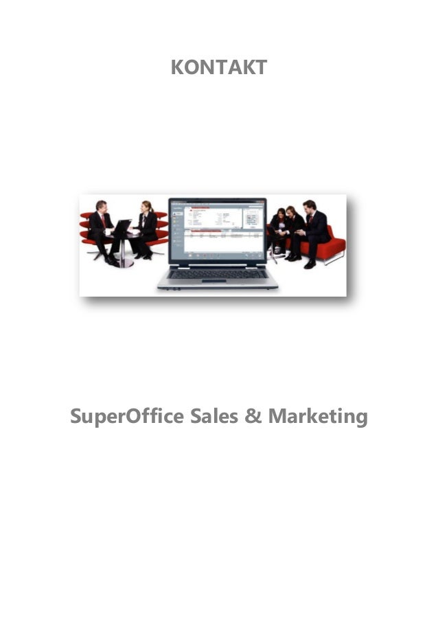 KONTAKT SuperOffice Sales & Marketing