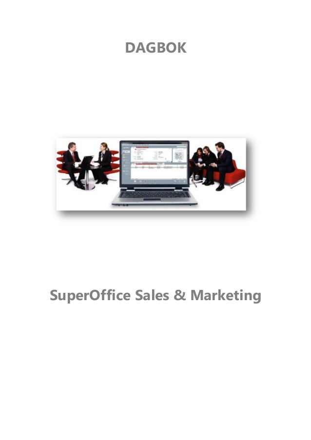 DAGBOK SuperOffice Sales & Marketing