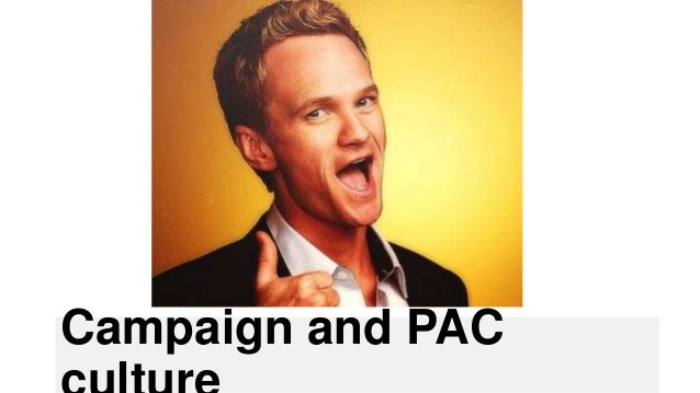 Campaign and PAC