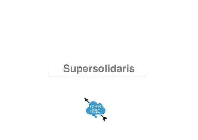 Supersolidaris!