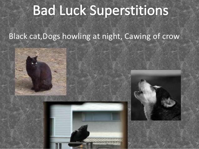 How to get rid of superstitions:Be optimisticExamine your approach rationally