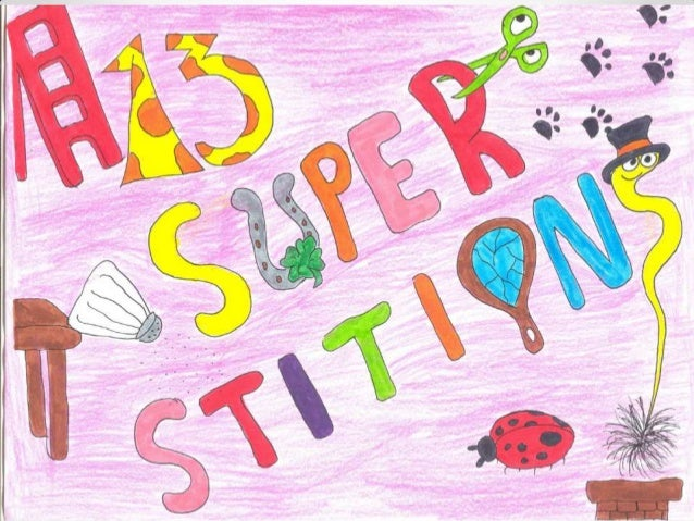 Do      you     believe    in    superstitions?Undoubtedly, superstitions are an integral part ofa people's culture. For t...