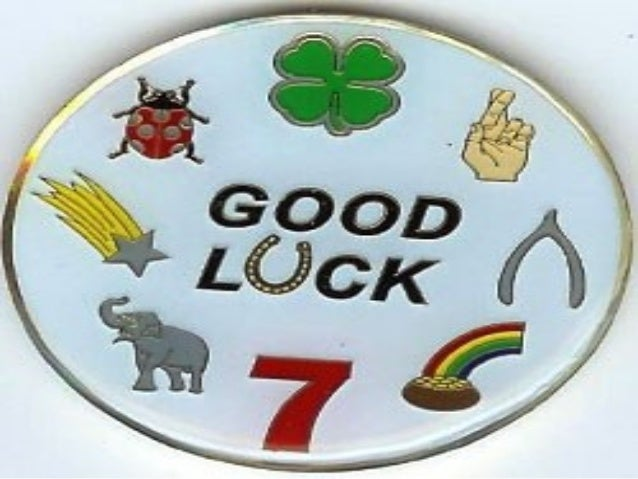 superstitions good luck To some runners, running superstitions, good luck charms and rituals can seem silly or juvenile and to others they are almost a pre-race way of life.