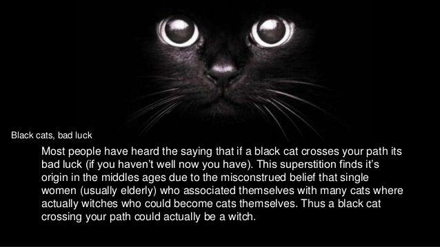Superstitions around the world  Slide 3