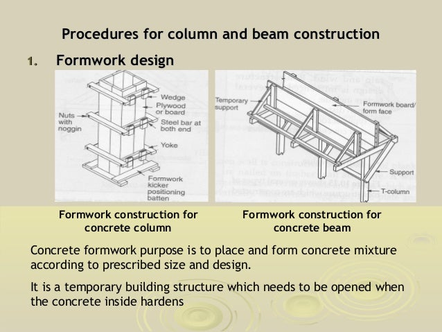 Superstructure construction