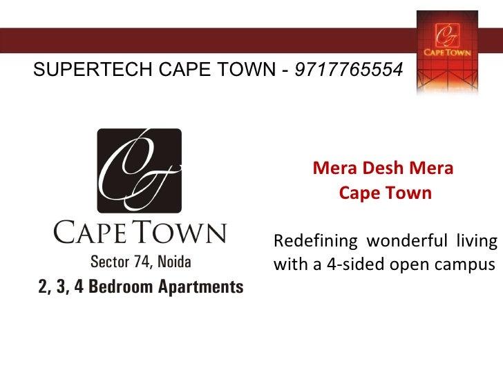 Supertech cape town   9717765554 Slide 2
